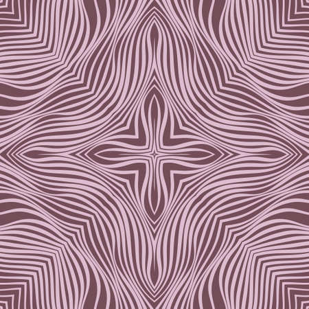 Vector abstract color lines pattern