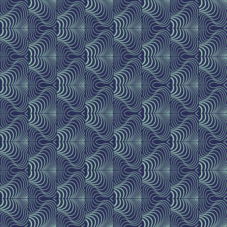 Vector abstract vintage pattern.