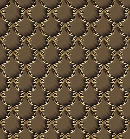 Vector paper cut geometric modern background