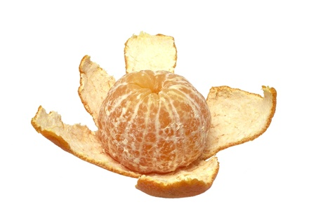 cleared:   The cleared tangerine
