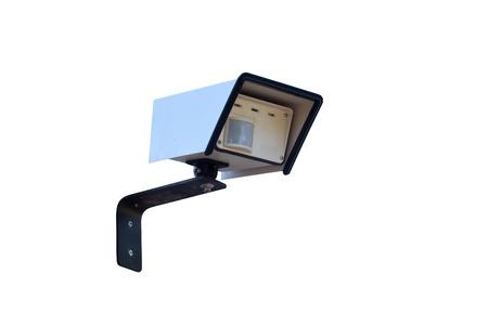motion sensor: Motion sensor  Stock Photo