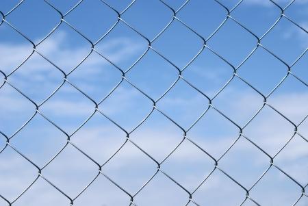 rabitz: Grid Rabitz against the sky