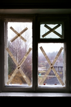 wartime: Wartime window