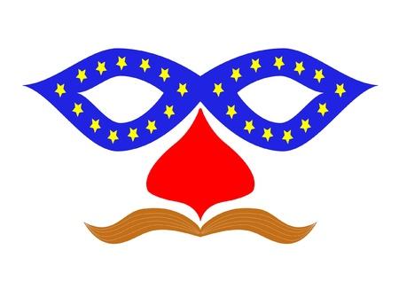 Carnival mask Stock Vector - 16675219