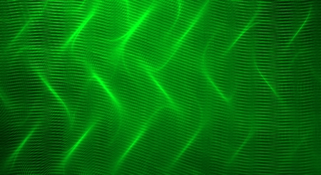 greenness: Green fractal abstract background  Stock Photo