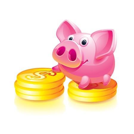 mumps: piggy bank guard
