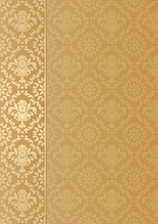 Decorative background Stock Vector - 9120664