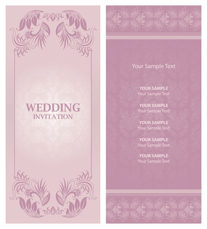 invitation background: wedding invitation background