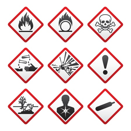 explosives: New safety symbols