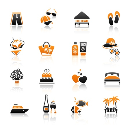 Vacation, Travel  Vector
