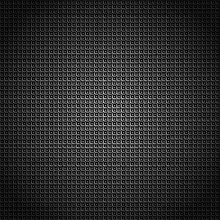 Metallic background with texture, eps 10 Vector