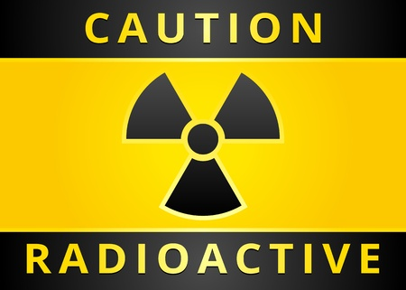 radiations: Label caution sign. Radiation Hazard symbol(25).jpg
