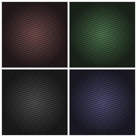 corduroy: Set corduroy color background, fabric texture