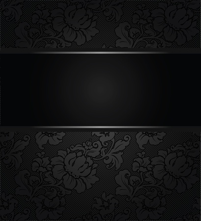 Background ornamental fabric texture Vector