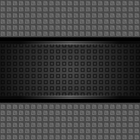 Structure plastic on corduroy backdrop, carbon fiber backdrop Vector