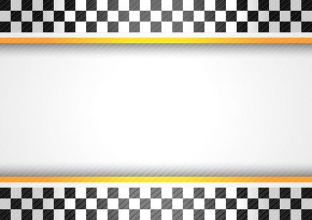 bandera carreras: Carreras de fondo Vectores