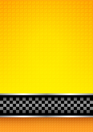 Racing blank background Vector