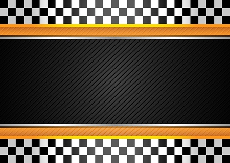 Racing striped background Illustration