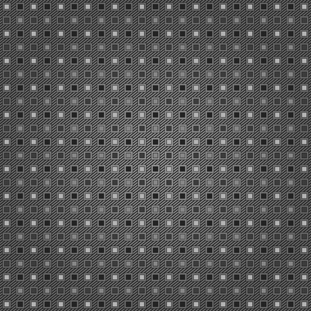 Abstract mosaic gray background