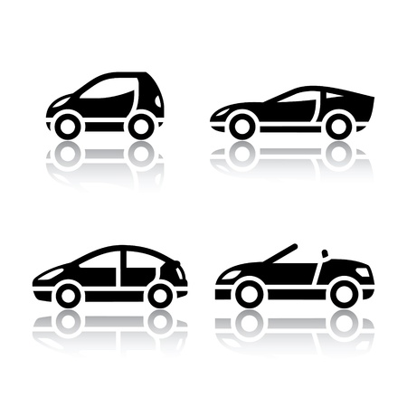 Set of transport icons - Vehicles Stock Vector - 13290870