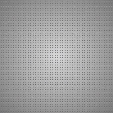 structured: Estructurado gris chapa perforada met�lica
