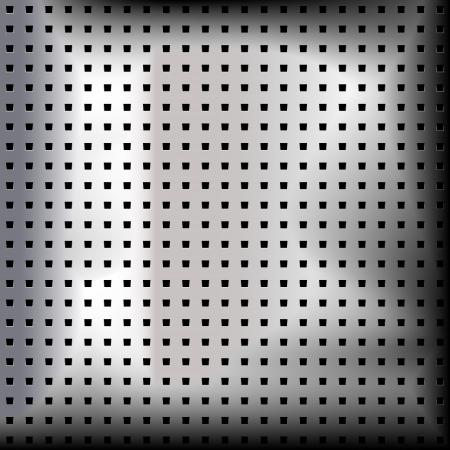 metalic: Structure Oberfl�che Chrom metalic Illustration