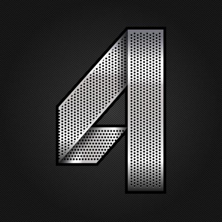 番号金属クロム リボン - 4-4