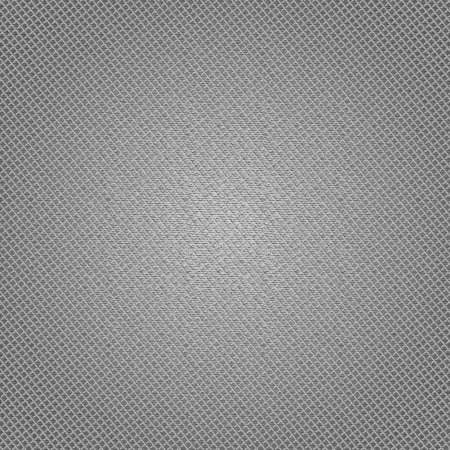 mechanical back: Abstract metallic grid gray background