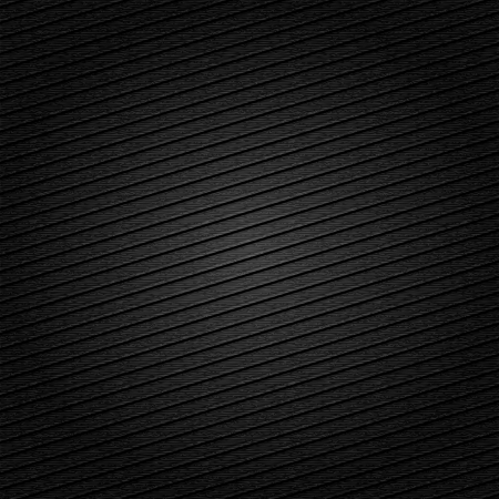 Striped metal surface for dark background Stock Vector - 15363605
