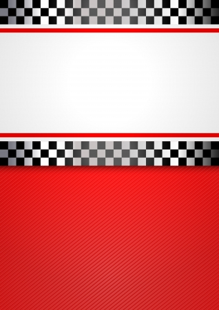 Race blank race background Vector