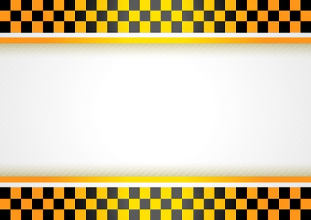 Cab background Stock Vector - 16310580