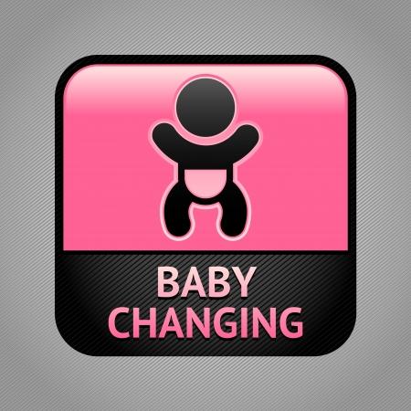diaper: Symbol baby changing facilities