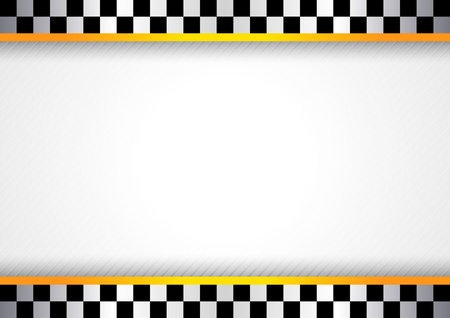 checkered flag: Gara di fondo