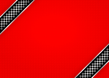 chequered: Racing background