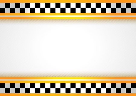 Taxi background Stock Vector - 16432547
