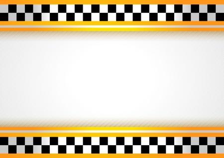 taxi: Taxi fondo Vectores