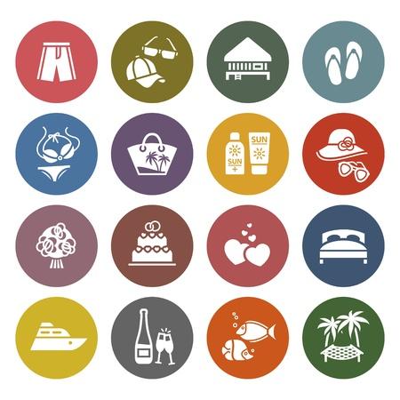 thongs: Tourism, Recreation  Illustration