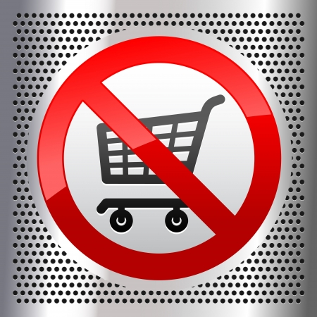 banned: Shopping Cart