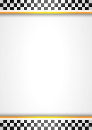 Racing Background vertical Stock Vector - 17115957