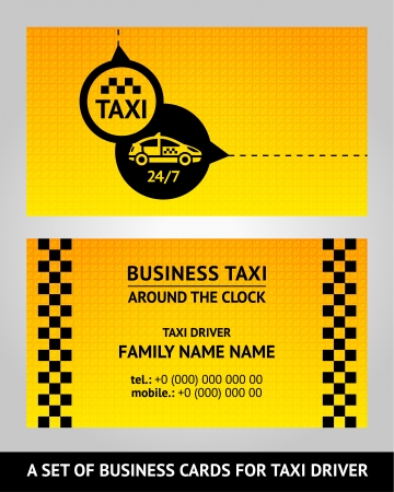 new cab: Business cards - new