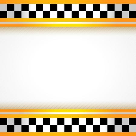 checkerboard: Taxi background square
