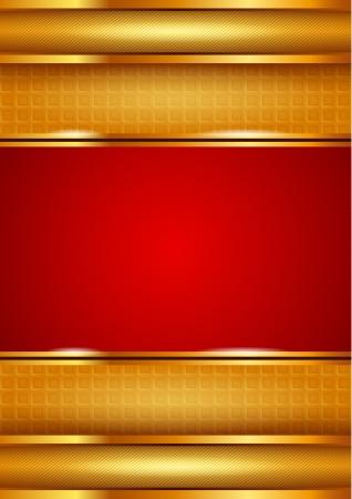 Achtergrond sjabloon, rood