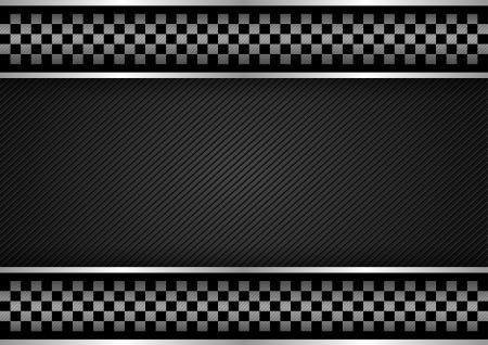 d�part course: Contexte - Racing noire