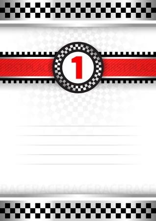 course de voiture: Certificat de prix