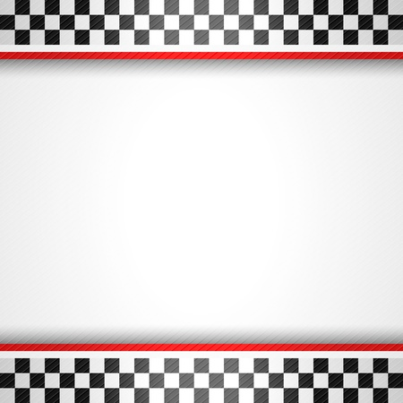auto racing: Racing square background