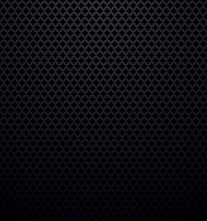 Sheet metallic dark background Vector