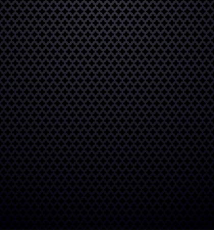 Sheet metallic dark background