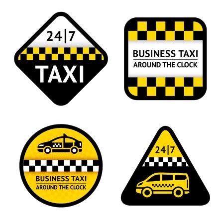 fare: Taxi - set labels