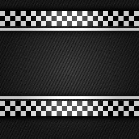 Metallic gray sheet Stock Vector - 18548985