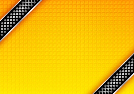 Taxi background 일러스트